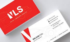 Namecard Printing